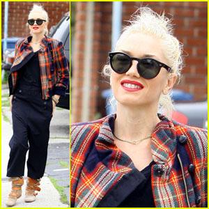 Gwen Stefani & No Doubt: Monday Recording Session