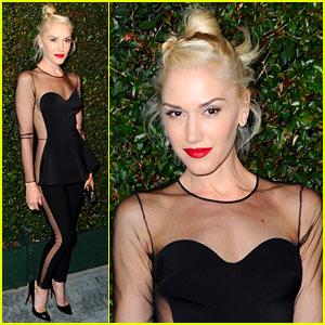 Gwen Stefani: 'My Valentine' Music Video Premiere Party!