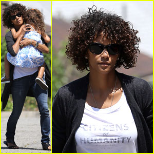 Halle Berry: 'Dark Tide' DVD Out This Tuesday!