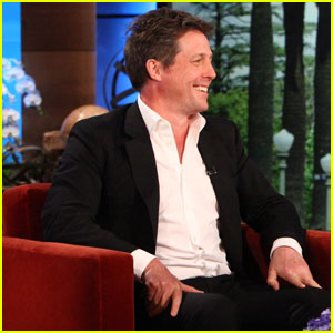 Hugh Grant Reveals Daughter's Chinese Name