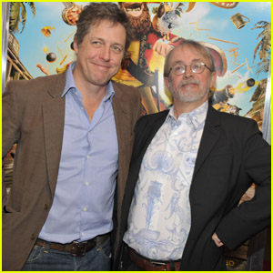 Hugh Grant: 'Pirates!' Premiere