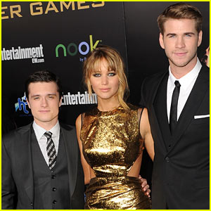 'The Hunger Games' Tops Box Office!
