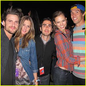 Jared Followill & Karlie Kloss: Coachella Couples!
