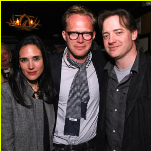 Jennifer Connelly: Tribeca Film Fest with Paul Bettany!