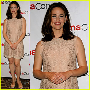 Jennifer Garner: Disney CinemaCon Presentation!