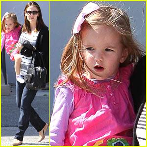 Jennifer Garner's Mom: You're Always Breastfeeding, Never Acting!