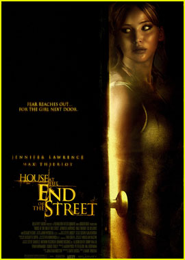 Jennifer Lawrence: 'House at the End of the Street' Poster!