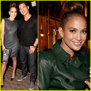 Jennifer Lopez: Planet Dailies & Mixology 101 Opening!
