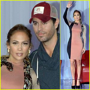 Jennifer Lopez: Tour Announcement Press Conference!