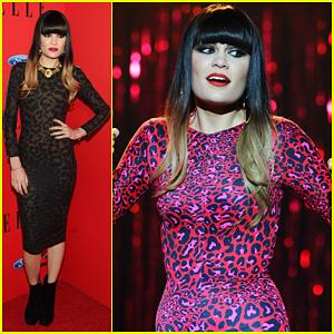 Jessie J: Elle's Women In Music Performer!
