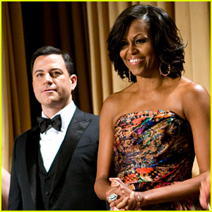 Watch Jimmy Kimmel's White House Correspondents Dinner 2012 Speech