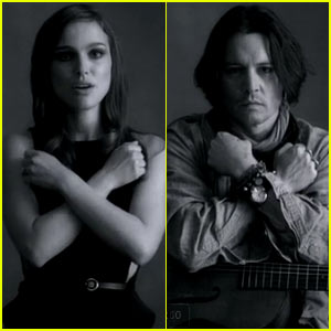 "The Beatles Polska: Johnny Depp i Natalie Portman w teledysku Paula McCartneya ""My Valentine"""