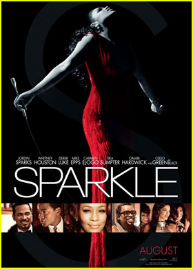 Jordin Sparks & Whitney Houston: 'Sparkle' Poster!