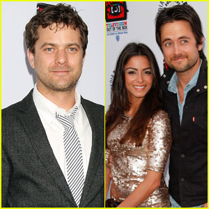 Joshua Jackson & Justin Chatwin: 'TV Out of the Box'!