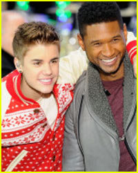 Justin Bieber & Usher: Duets Coming Soon!