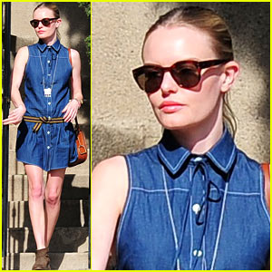 Kate Bosworth: 'I'm Happily Settled' with Beau Michael Polish!