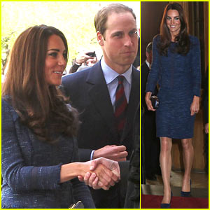 Prince William & Duchess Kate: Scott-Amundsen Race Reception!