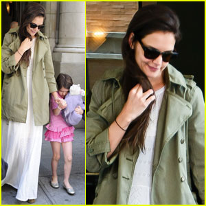 Katie Holmes: Suri Celebrates Sixth Birthday!
