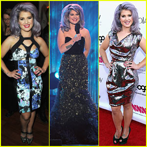 Kelly Osbourne Hosts Logo's NewNowNext Awards