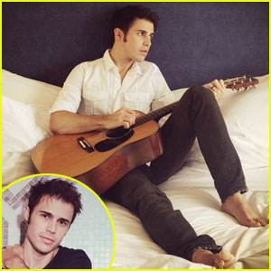 Kris Allen: 'Thank You Camellia' Photo Shoot Pics!