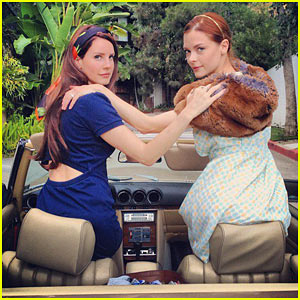 Lana Del Rey to Jaime King: Happy Birthday!