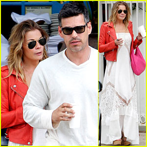 LeAnn Rimes &#038; Eddie Cibrian Celebrate First Anniversary!