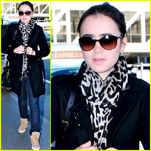 Lily Collins: I Don't Act To Gain Fame!