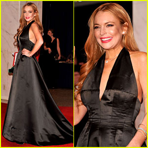 Lindsay Lohan  White House Correspondents&#39; Dinner 2012 | 2012 ...