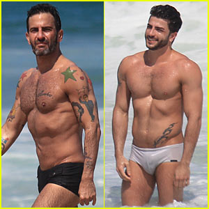 Marc Jacobs: Speedo Sexy with Harry Louis!