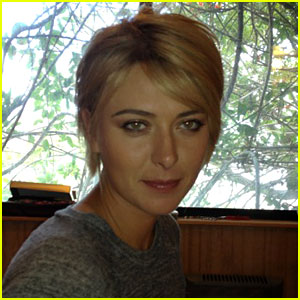 Maria Sharapova's Short Hair Is a Wig - Exclusive!