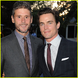 Matt Bomer: American Fertility Association's Illuminations 2012