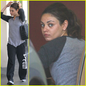 Mila Kunis & Ashton Kutcher Not Dating, Just Friends
