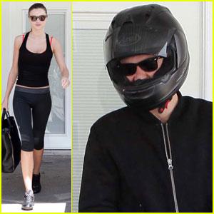 Miranda Kerr: I Do Squats With Flynn!