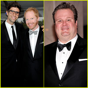 'Modern Family' Men - White House Correspondents' Dinner 2012