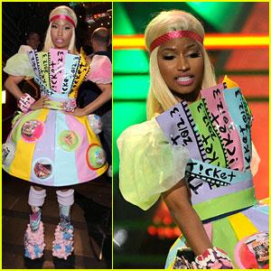 Nicki Minaj - Kids' Choice Awards 2012