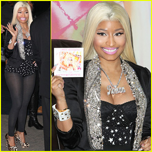 Nicki Minaj: 'Roman Reloaded' Best Buy Signing!