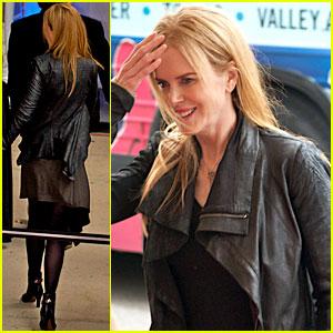 Nicole Kidman: Nashville Film Festival Arrival!