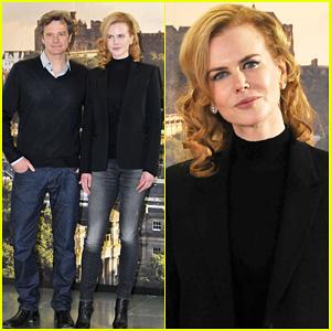 Nicole Kidman: 'The Railway Man' Edinburgh Photo Call!
