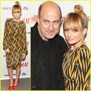 Nicole Richie: H&M 'Fashion Star' Celebration with John Varvatos!