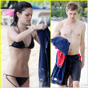 Rachel Bilson & Hayden Christensen: Barbados Vacation!