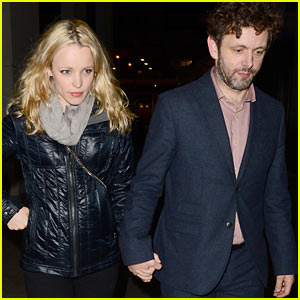 Rachel McAdams &#038; Michael Sheen: Cigala Sweethearts