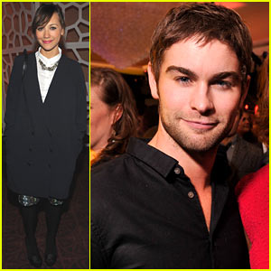 Rashida Jones & Chace Crawford: White House Weekend!