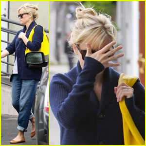 Reese Witherspoon & Jim Toth: Lunch Date