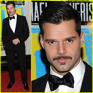 Ricky Martin: 'Evita' Broadway Opening Night!