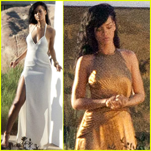 Rihanna: 'Harper's Bazaar' Photo Shoot!