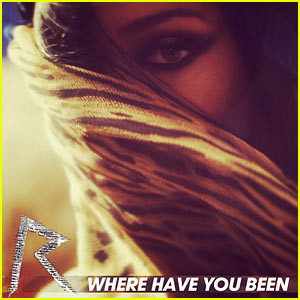Rihanna: 'Where Have You Been' Cover Art!