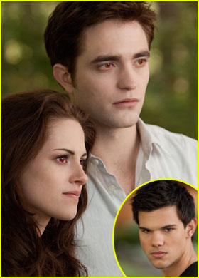 Robert Pattinson &#038; Kristen Stewart: New 'Breaking Dawn' Stills!