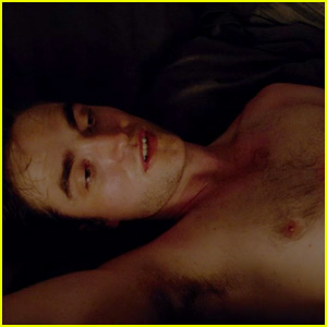 Robert Pattinson: Shirtless In 'Cosmopolis' Trailer!