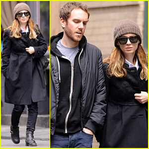 Rooney Mara & Charles McDowell: Soho Lovers