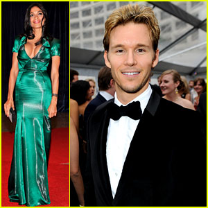 Rosario Dawson & Ryan Kwanten - White House Correspondents' Dinner 2012